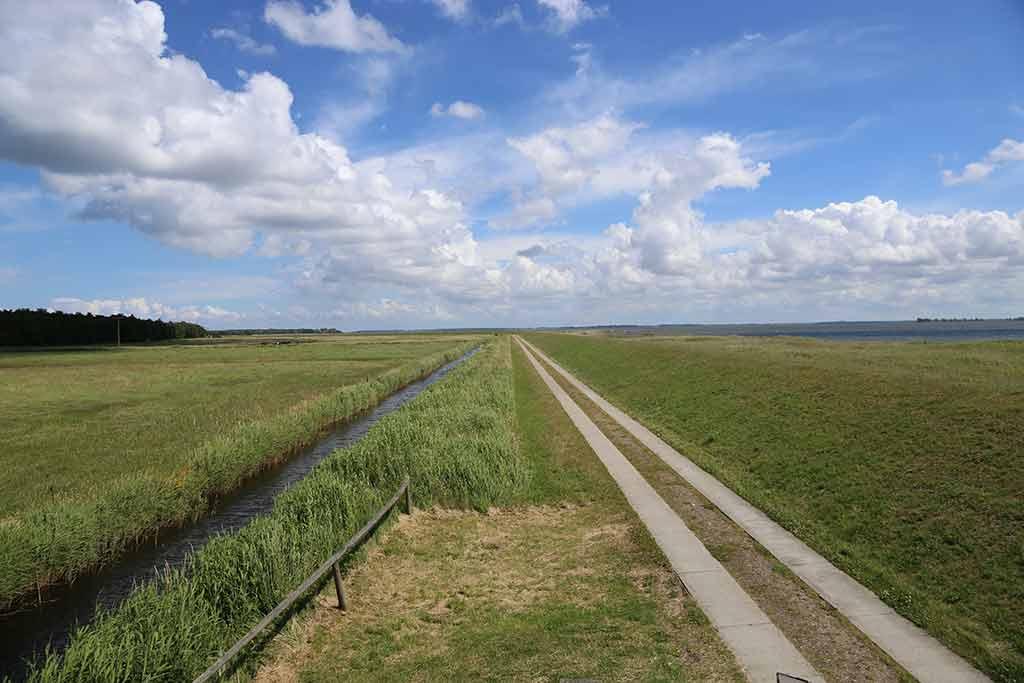 Ostsee-Boddenlandschaft